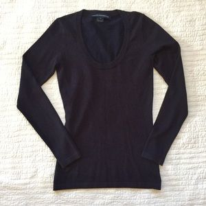 French Connection Ultra Soft Scoopneck Sweater
